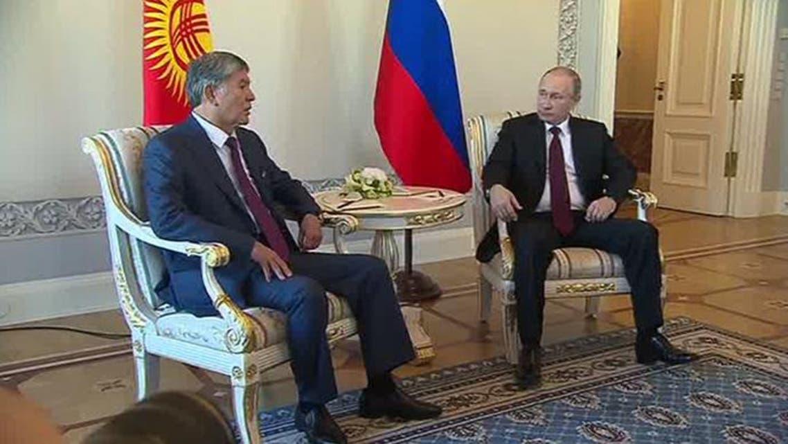بوتين في ظهوره الأول منذ الخامس مارس