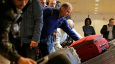 Frenchman packs Russian wife in suitcase to enter EU