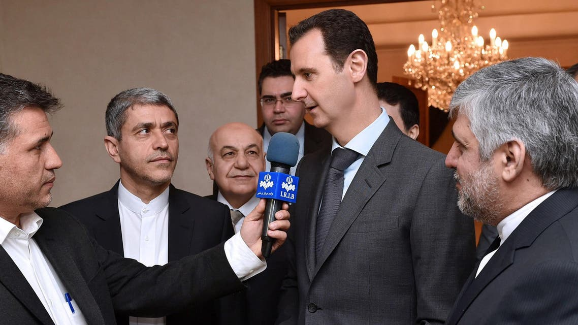Assad AFP