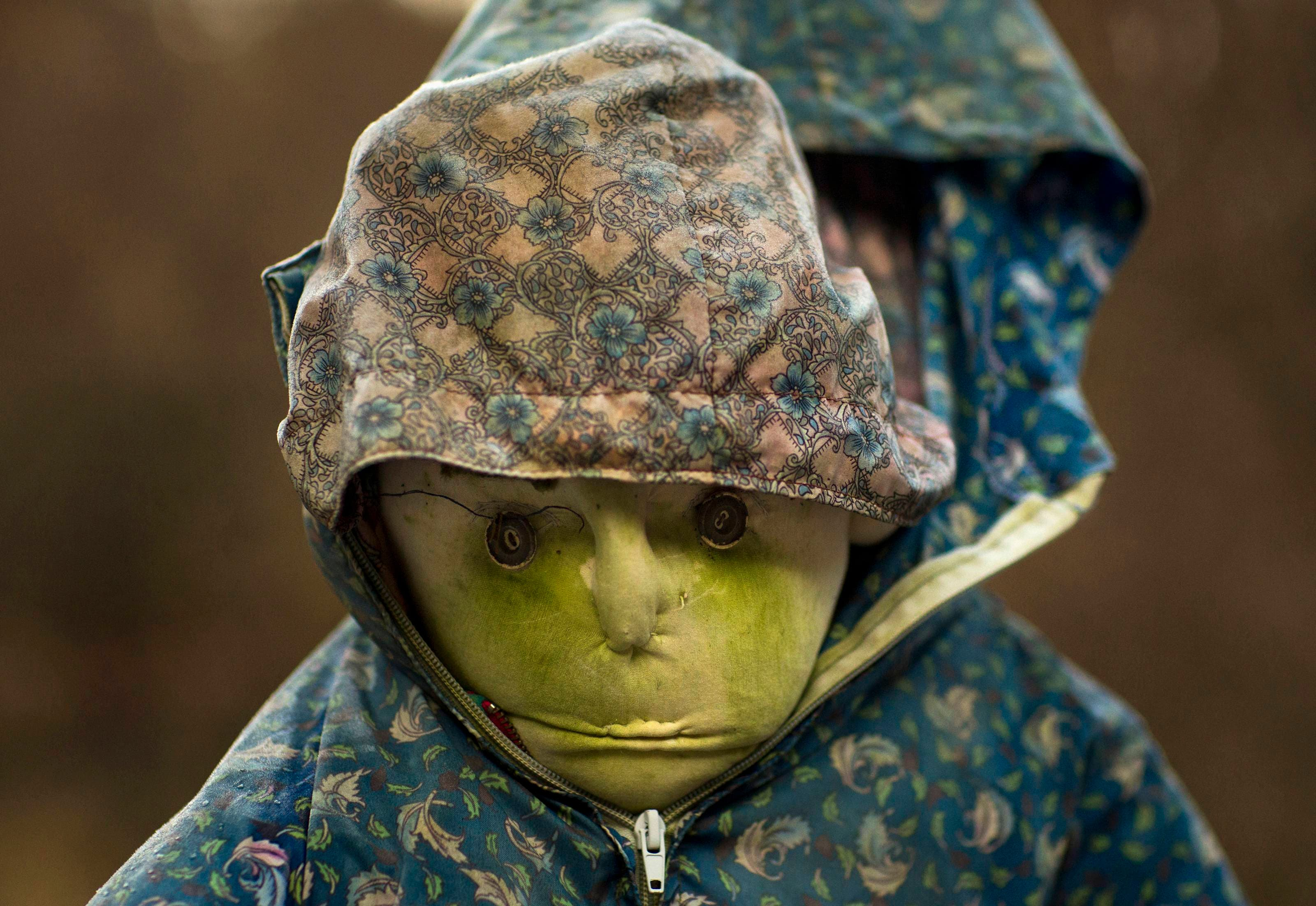 Time stands still in Japan's village of scarecrows (Reuters)