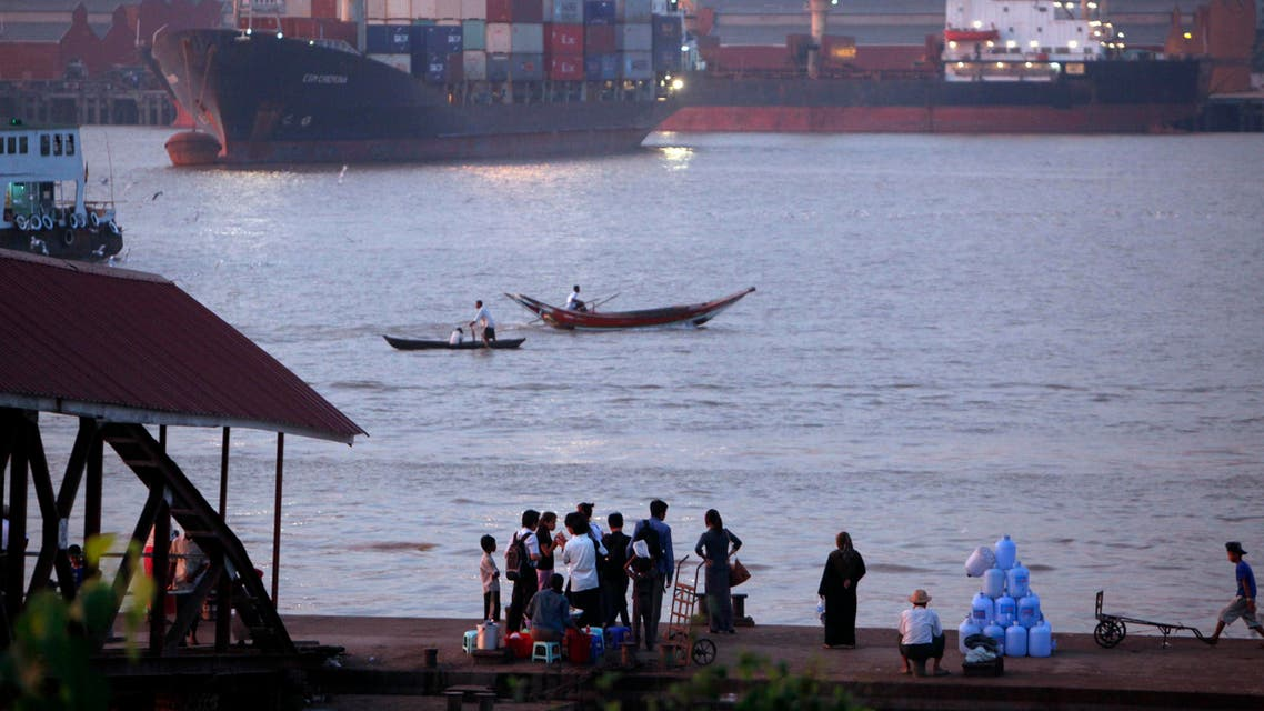 Myanmar ferry sinking death toll rises to 52 (AP)