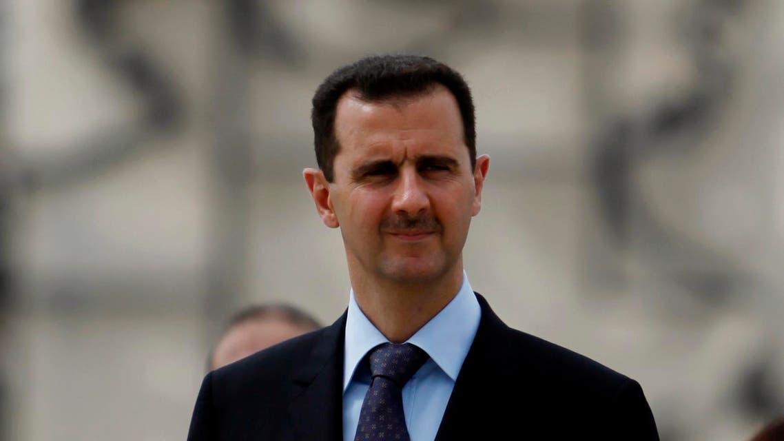 Assad shuns Kerry's call for negotiations (AP)