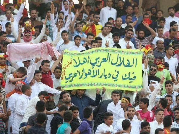 أهوازيون رحبوا بالهلال.. فقتلهم واعتقلهم أمن إيران