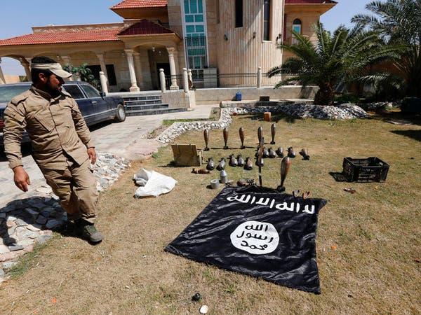 """داعش يفخخ """"كل شيء"""" في تكريت"""