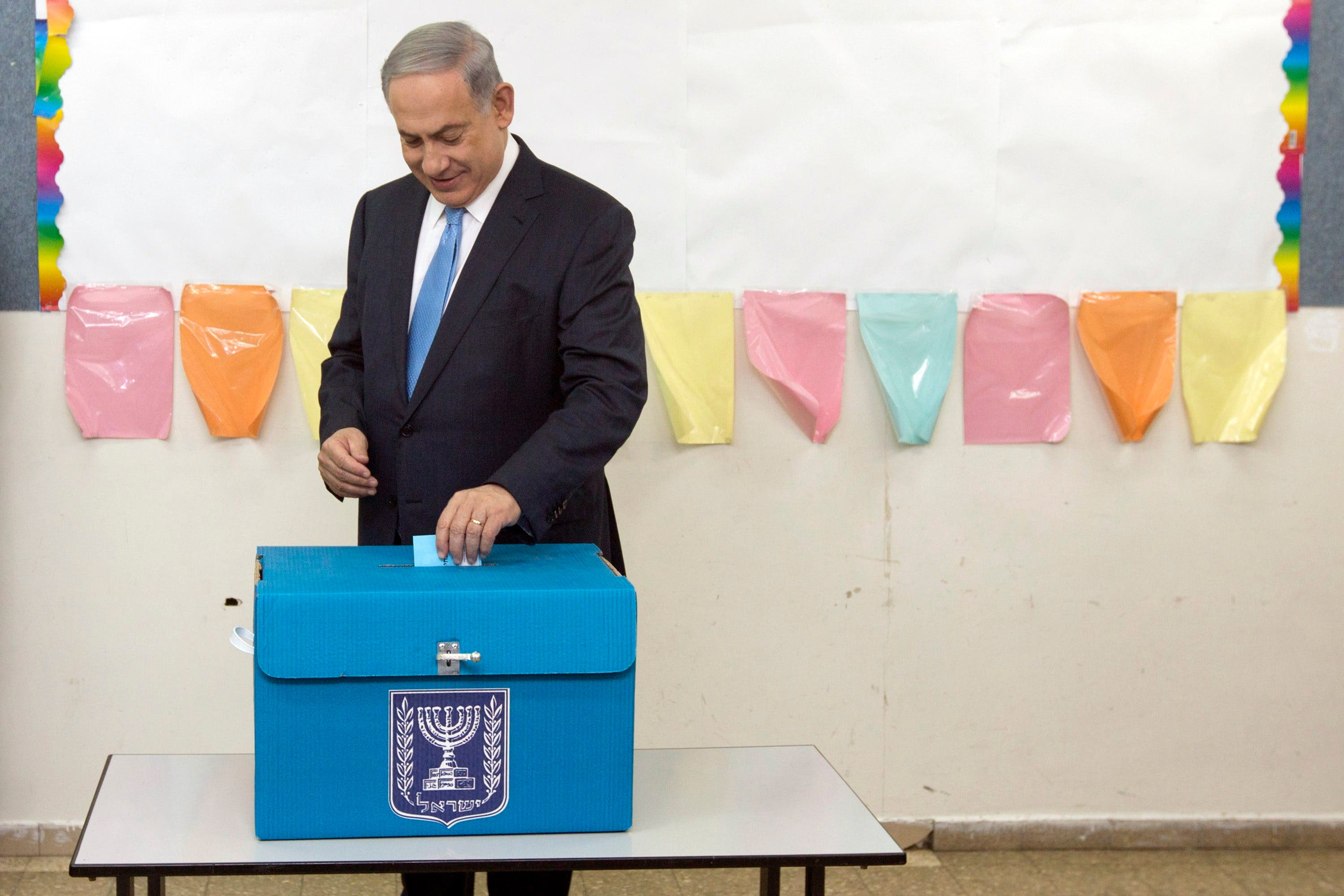 Israel goes to the polls (Reuters)