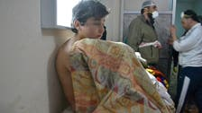 Six killed in apparent gas attack in Syria