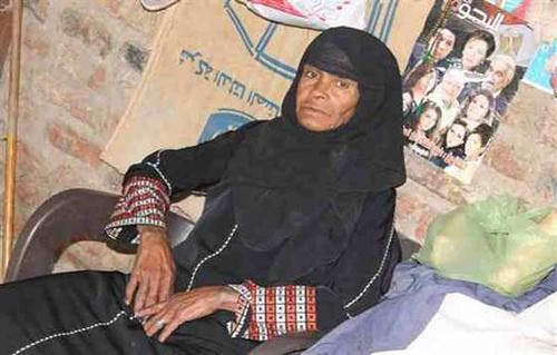 Egypt mother (Al Arabiya Net)