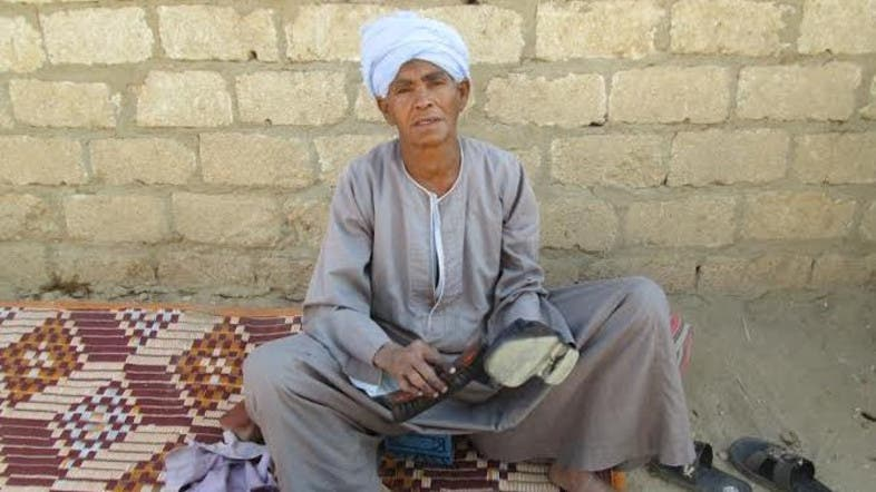 Egypt honors mother who dressed as man for 43 years to provide for family