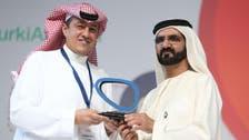Al Arabiya GM Turki al-Dakhil wins Arab Social Media Influencers award