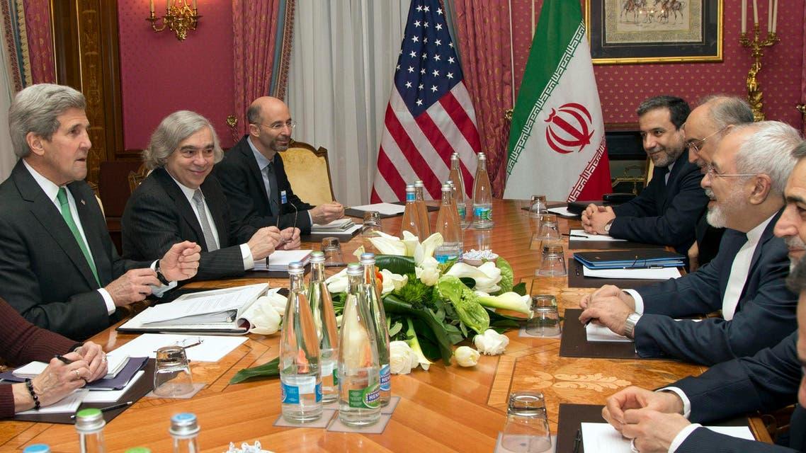 ايران اميركا مفاوضات