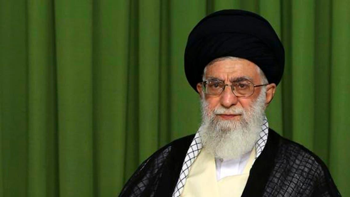 ایرانی سپریم لیڈر آیت اللہ علی خامنائی