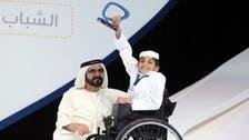 Arab social media leaders honored at Dubai summit