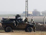 القوات التركية تقصف بلدة زور مغار السورية