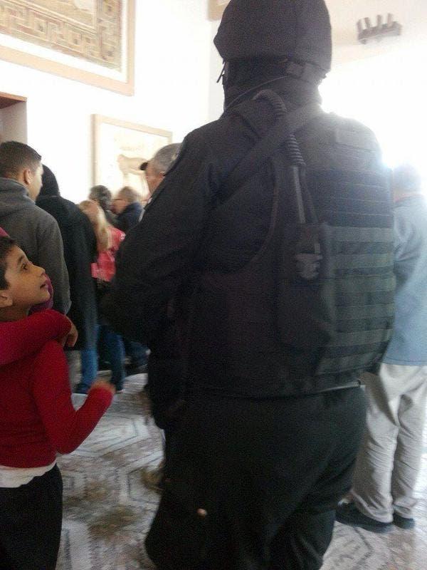 قوات الأمن التونسية استطاعت اقتحام المتحف وتحرير الرهائن