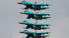 حلف الأطلسي يعترض مقاتلات روسية فوق بحر البلطيق
