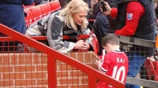 Rooney's five-year-old son asked for autograph by United fan