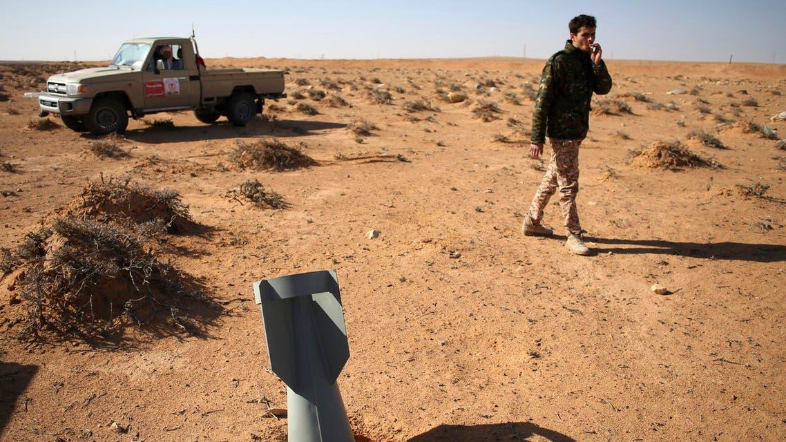 Power Struggle in Libya