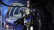 Liquid metal 'Terminator' robot inspires 3D printer