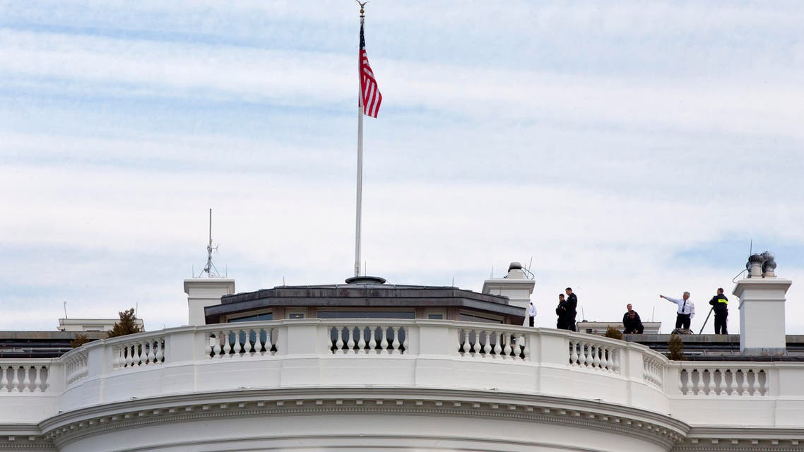 White House was sent envelope with cyanide (AP)