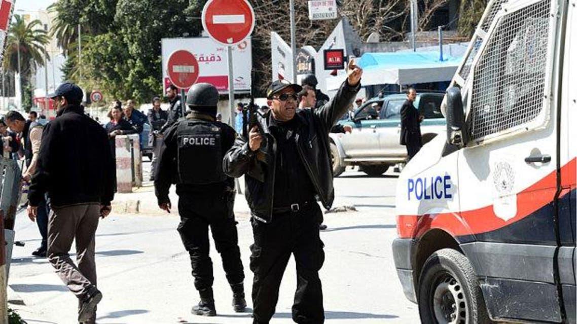 شرطة مكافحة الارهاب تشتبك مع الارهابيين في تونس