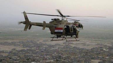 طائرات عراقية تسقط منشورات فوق #الموصل