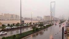 Rain leaves Saudi capital swamped