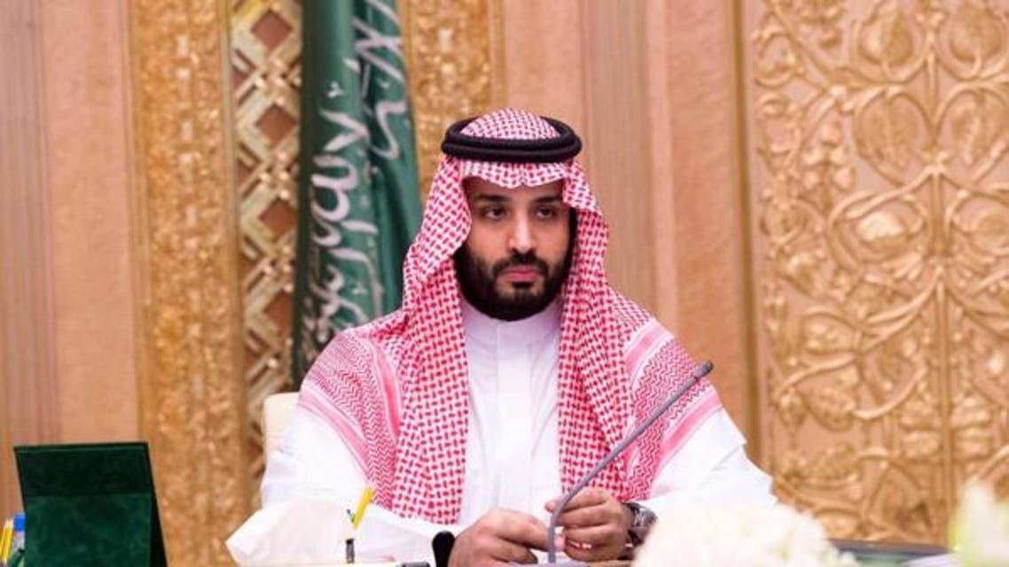 وزير الدفاع و رئيس الديوان الأمير محمد بن سلمان