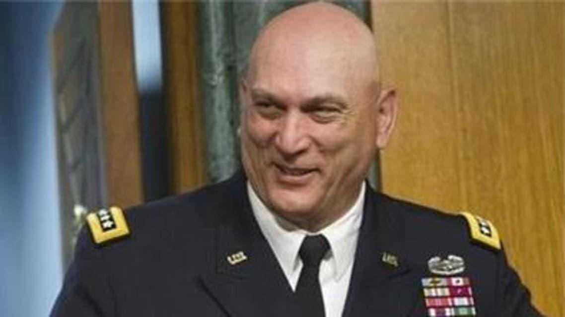 ژنرال ری اودیرنو، رئیس ستاد ارتش آمریکا