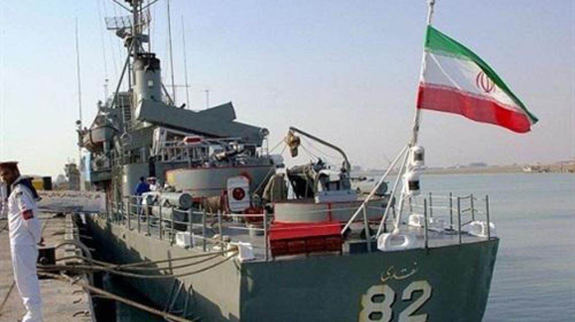 سفينة إيرانية - أرشيفية
