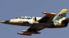 ليبيا.. سلاح الجو يدمر جرافات لمجموعات إرهابية
