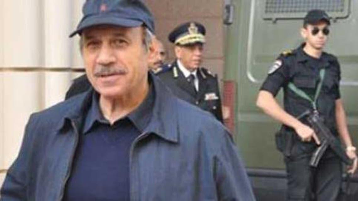 وزير داخلية مصر الأسبق حبيب العادلي