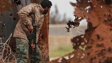 Libyan army seizes two towns near capital