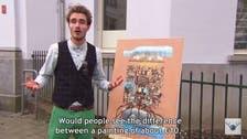 Pranksters fool museum art lovers with Ikea 'masterpiece'