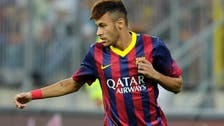 Neymar gears up for El Clasico match, shows off his tricks at the gym