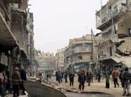ارتفاع قتلى القصف بين المعارضة و#النظام بحلب إلى 35