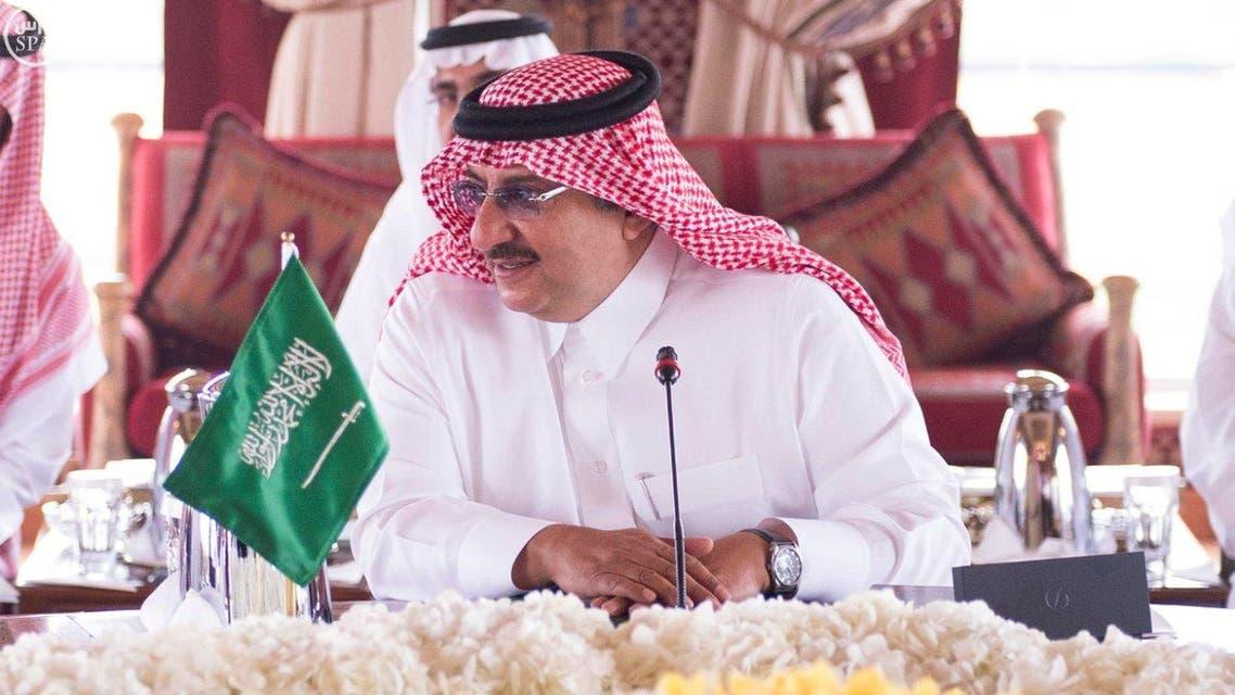 ولي ولي العهد الامير محمد بن نايف يعقد اجتماعاً مع عدد من المسؤولين في دول مجلس التعاون