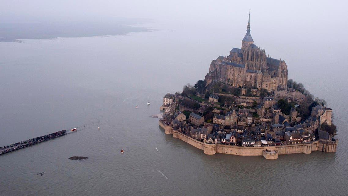Mont Saint-Michel France AP