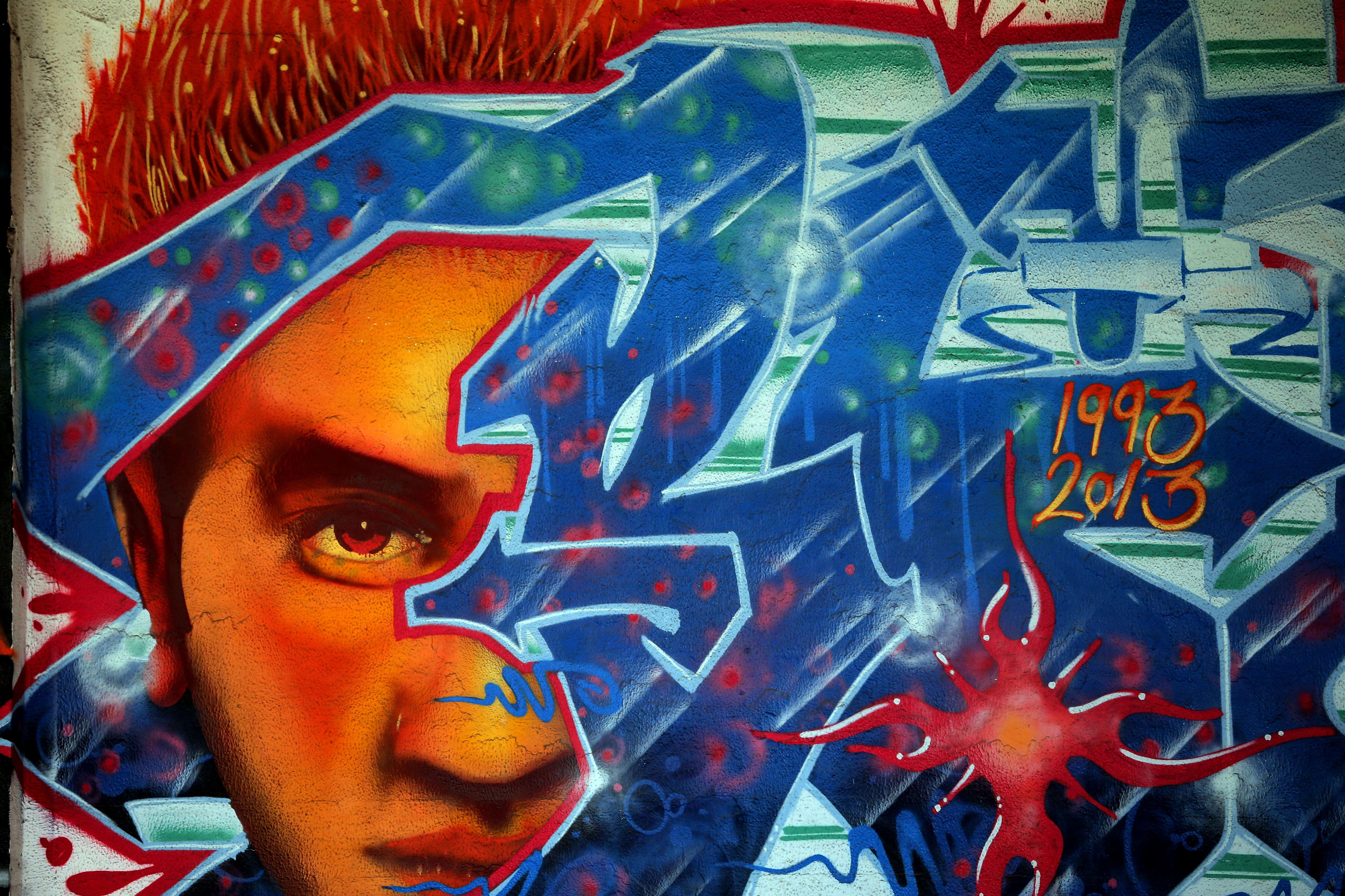 Street art in Lebanon