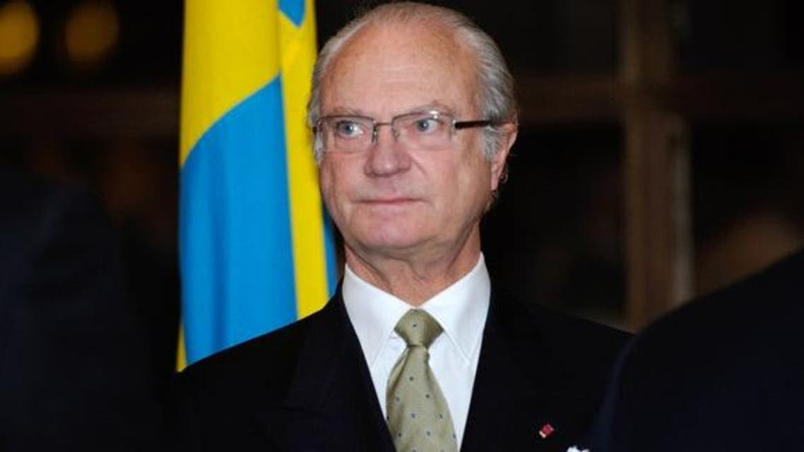ملك السويد