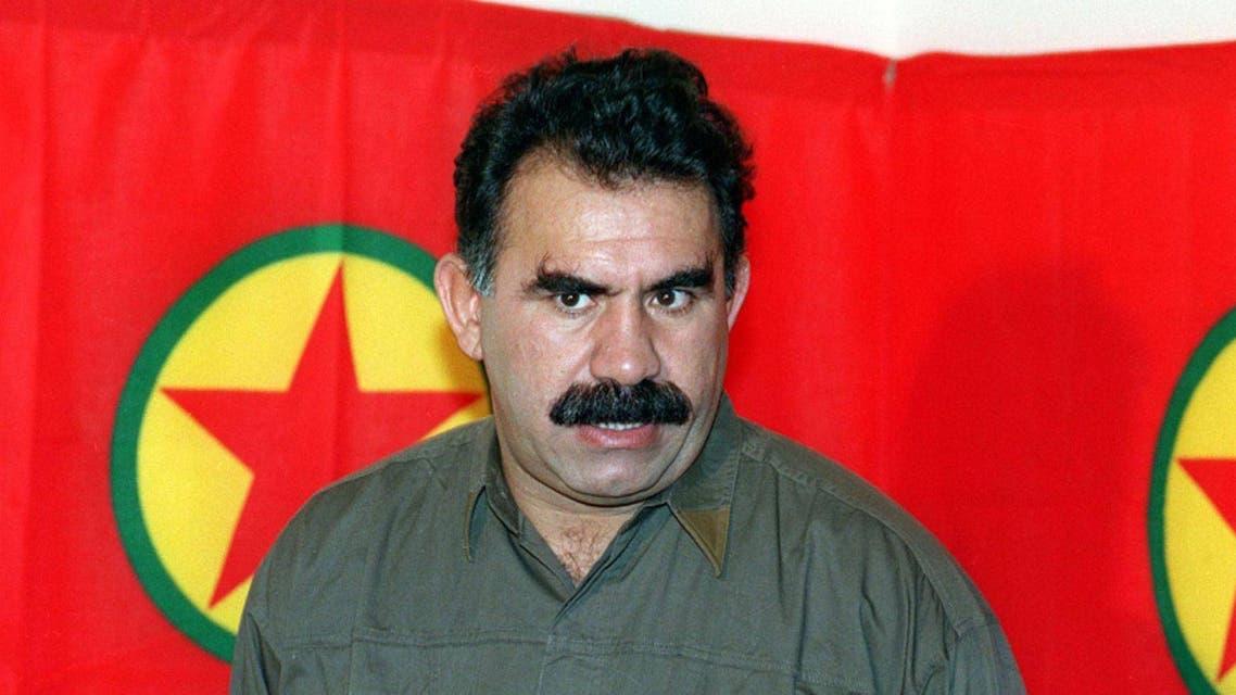 زعيم حزب العمال الكردستاني المسجون، عبد الله أوجلان