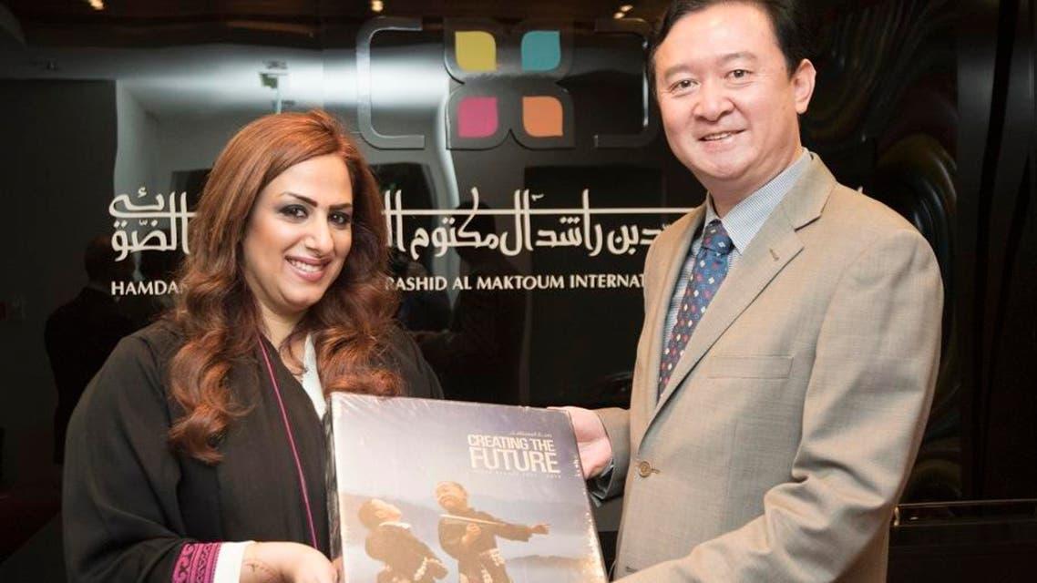 السفير الصيني لدى دولة الإمارات العربية المتحدة تشانغ هوا