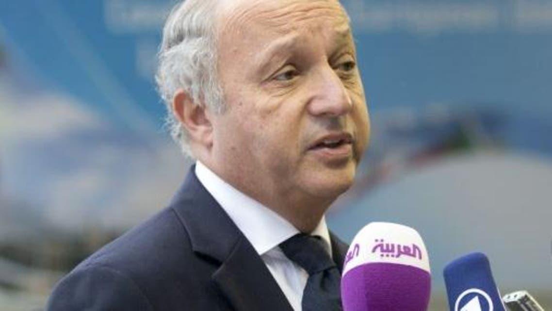 Laurent Fabius AP -