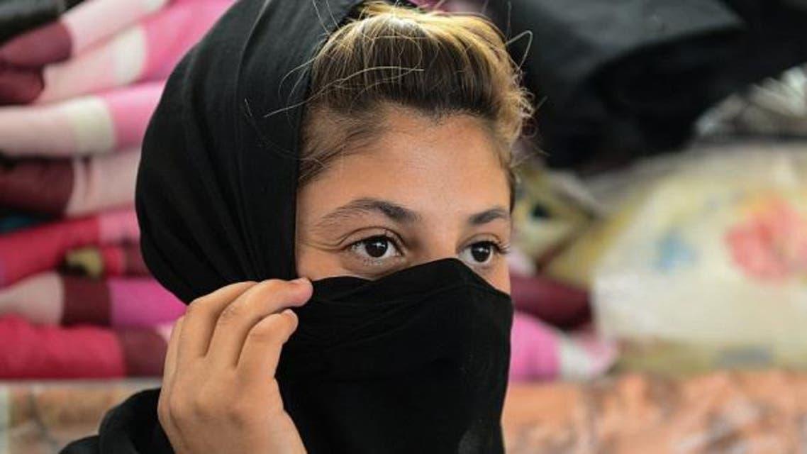 ISIS - Sex slave