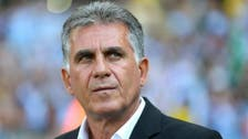 Iran coach Queiroz banned from leaving country over taxes