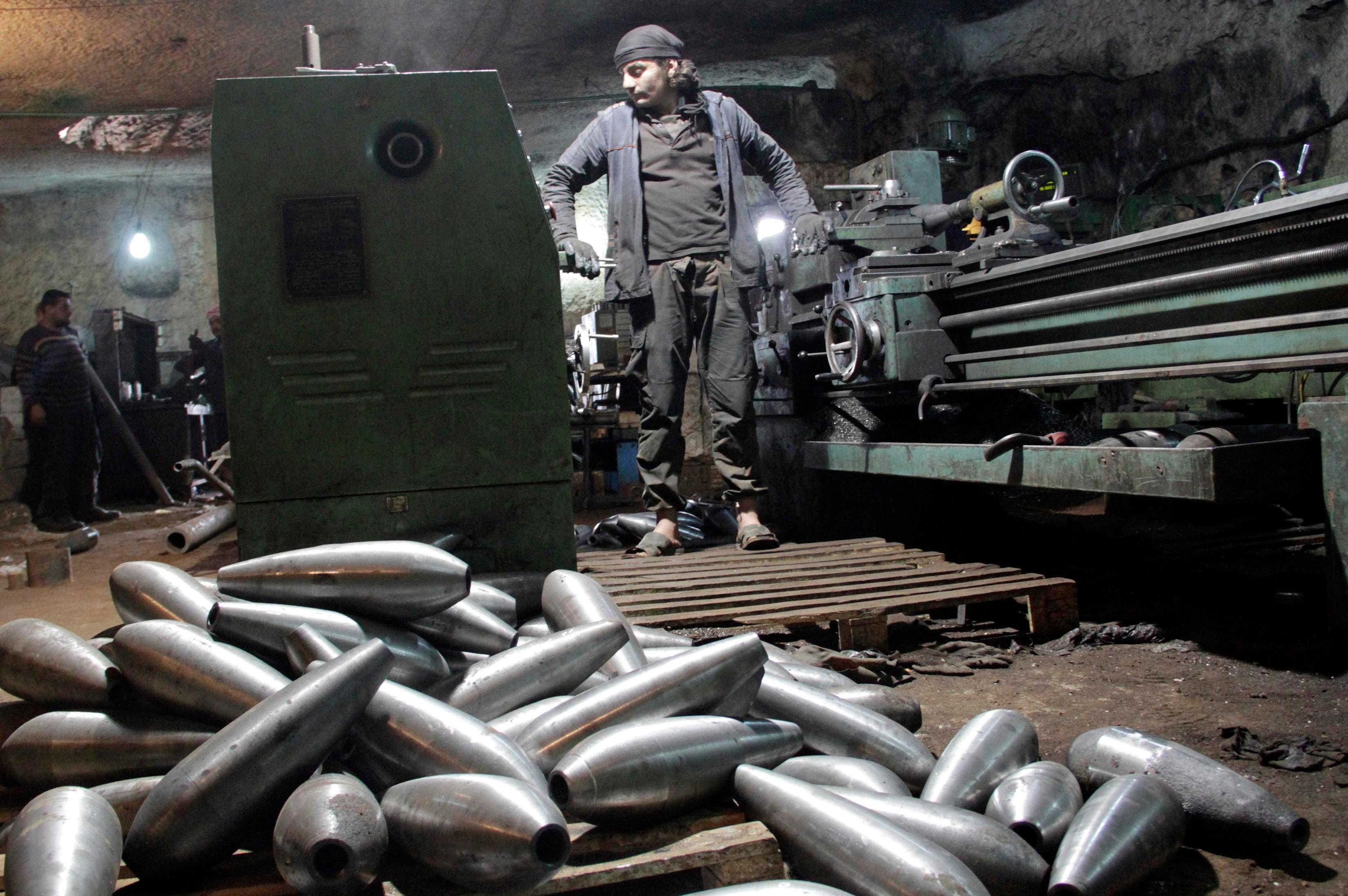 syria rebels reuters
