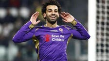 Egypt's Mohammed Salah on UEFA's Europa League team