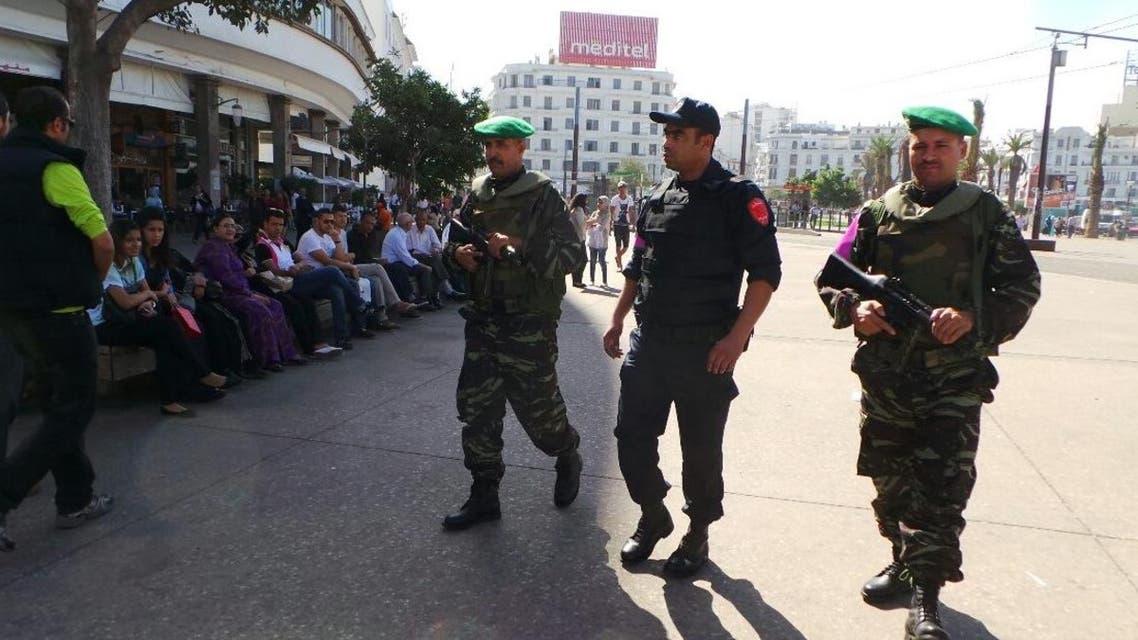 المغرب أمن