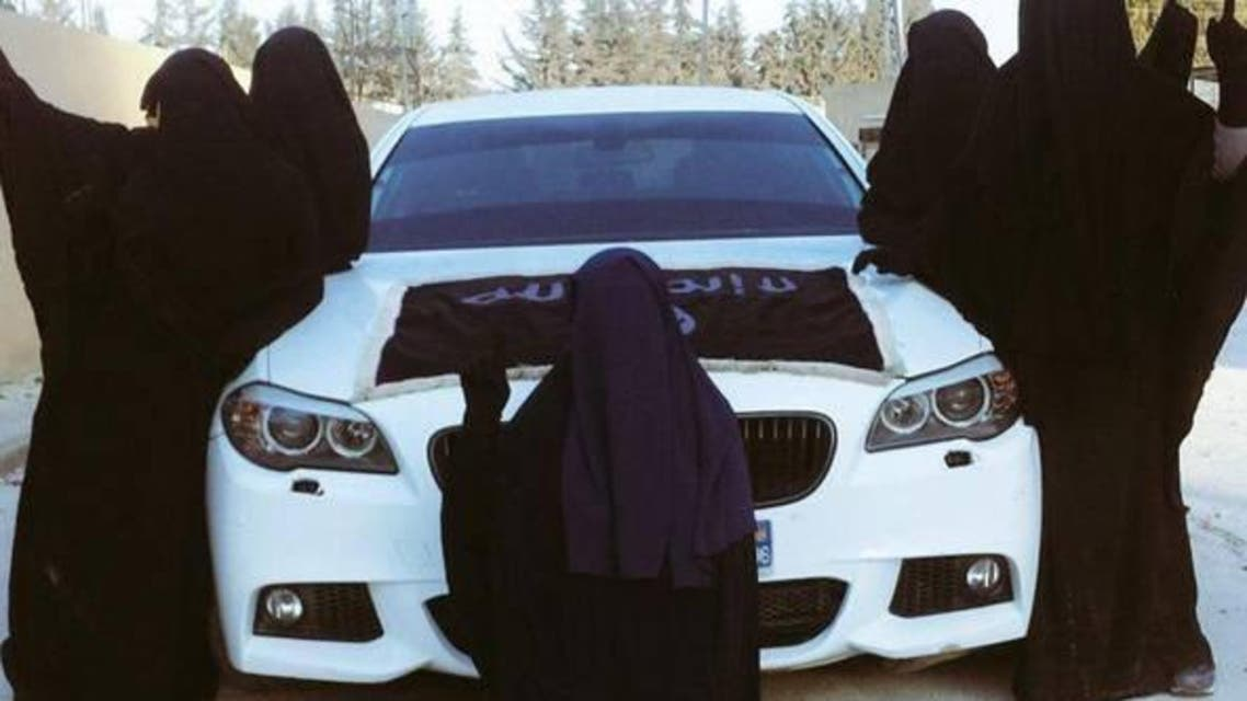 isis women courtesy twitter or independent