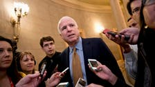 McCain to U.S. president: get over your temper tantrum