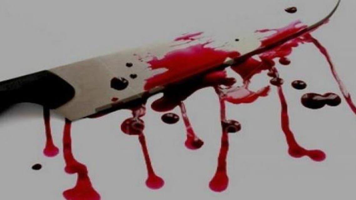 سكين دم